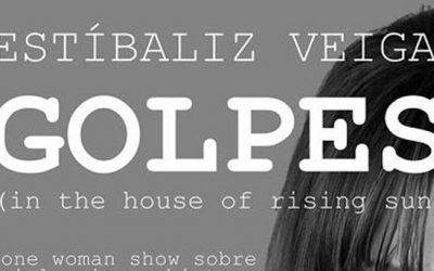 "10/3 Estíbaliz Veiga protagoniza ""Golpes"" en Burela"