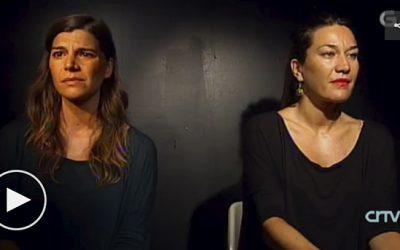 Entrevista con Estíbaliz Veiga e Mónica Regueiro