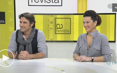 Fran Paredes e Estíbaliz Veiga fálannos de Fontealba